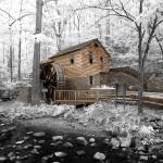 grist mill @ Norris Dam